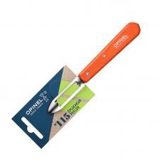 Нож для чистки овощей Opinel №115  блистер красный