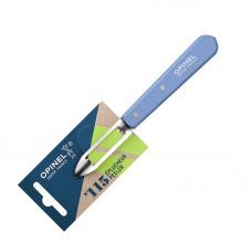 Нож для чистки овощей Opinel №115  блистер синий