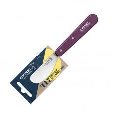 Нож для масла Opinel №117 блистер сливовый