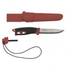 Нож Morakniv Companion Spark Red нержавеющая сталь