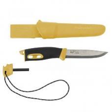 Нож Morakniv Companion Spark Yellow нержавеющая сталь