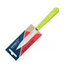 Нож Opinel №113 деревянная рукоять нержавеющая сталь зеленый 001920