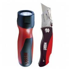 нож складной + фонарь BESSEY ER-DBKPH-TL-EU_1