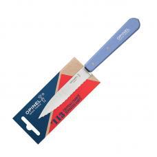 Нож столовый Opinel №113 деревянная рукоять нерж сталь синий 001922