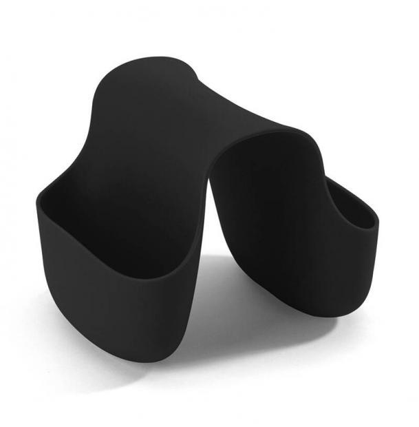 Органайзер Для Раковины Umbra Saddle Чёрный