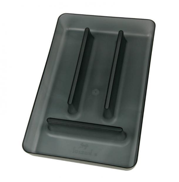 Органайзер для столовых приборов Koziol RIO серый