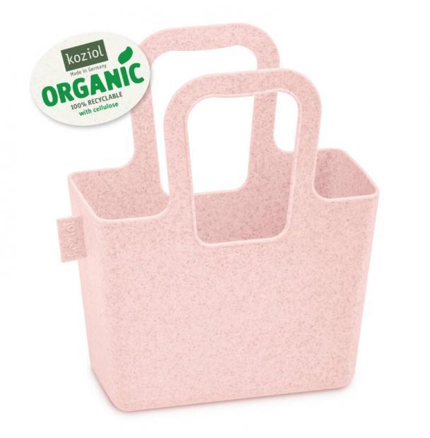 Органайзер Koziol Taschelini S Organic розовый