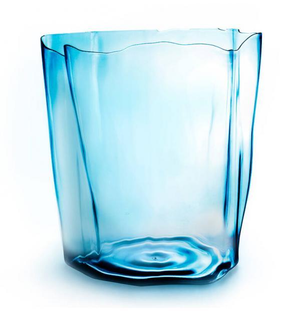 Органайзер Qualy Flow, большой голубой