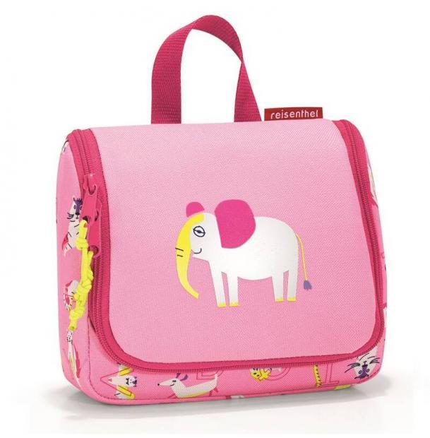 Органайзер детский Reisenthel Toiletbag S ABC friends pink