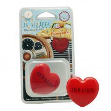 Освежитель воздуха для автомобиля Ambientair Heart Animikados