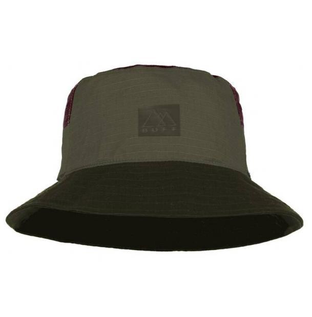 Панама Buff Sun Bucket Hat Hak Khaki 125445.854.30.00