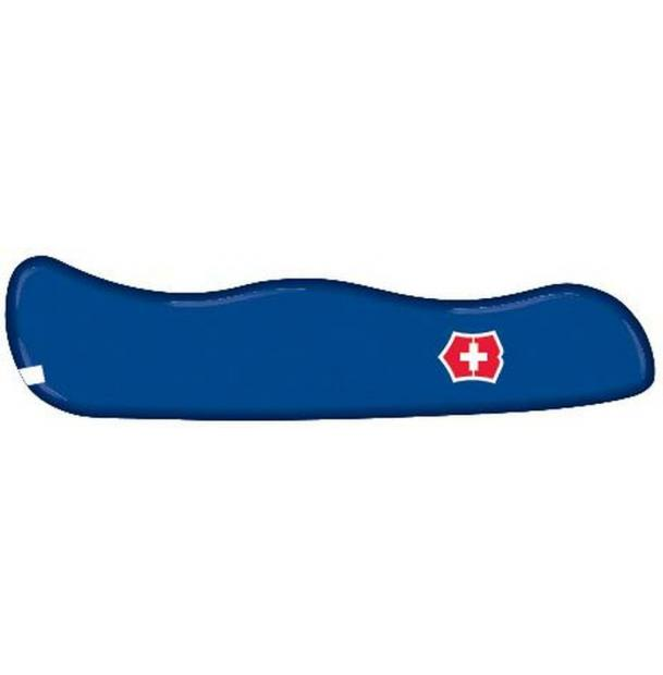 Передняя накладка для ножей VICTORINOX 111 мм, нейлоновая, синяя