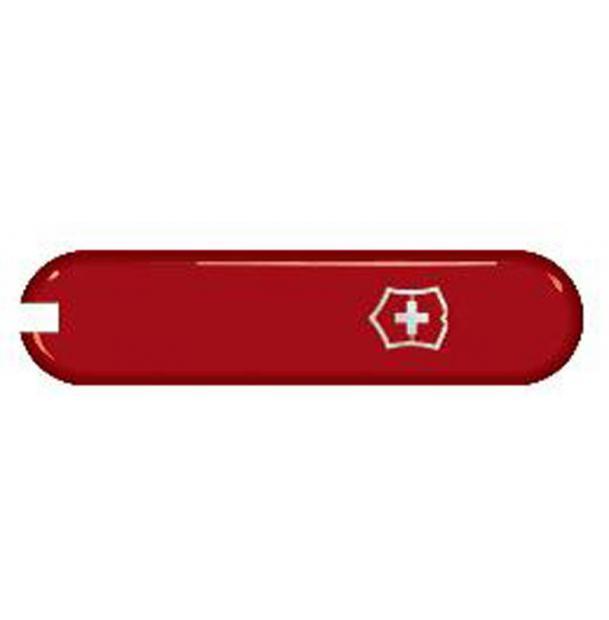 Передняя накладка для ножей VICTORINOX 58 мм, пластиковая, красная