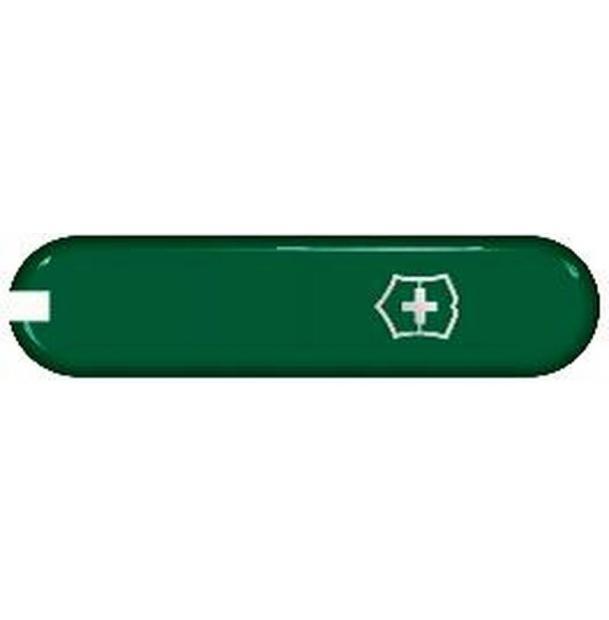 Передняя накладка для ножей VICTORINOX 58 мм, пластиковая, зелёная