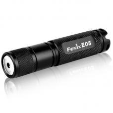 Фонарь Fenix E05 XP-E2 R3 Black