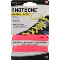 Шнурки Nite Ize KnotBone Stretch Laces Neon Pink