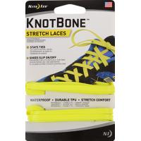 Шнурки Nite Ize KnotBone Stretch Laces Neon Yellow