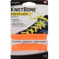 Шнурки Nite Ize KnotBone Stretch Laces Bright Orange