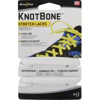 Шнурки Nite Ize KnotBone Stretch Laces White