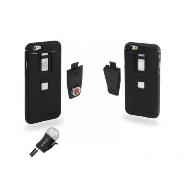 Чехол и держатель для телефона Nite Ize Steelie Connect Case System iPhone 6+