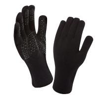 Перчатки водонепроницаемые SealSkinz Ultra Grip Gloves Black S