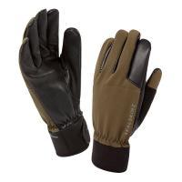 Перчатки водонепроницаемые SealSkinz Hunting Gloves Olive M