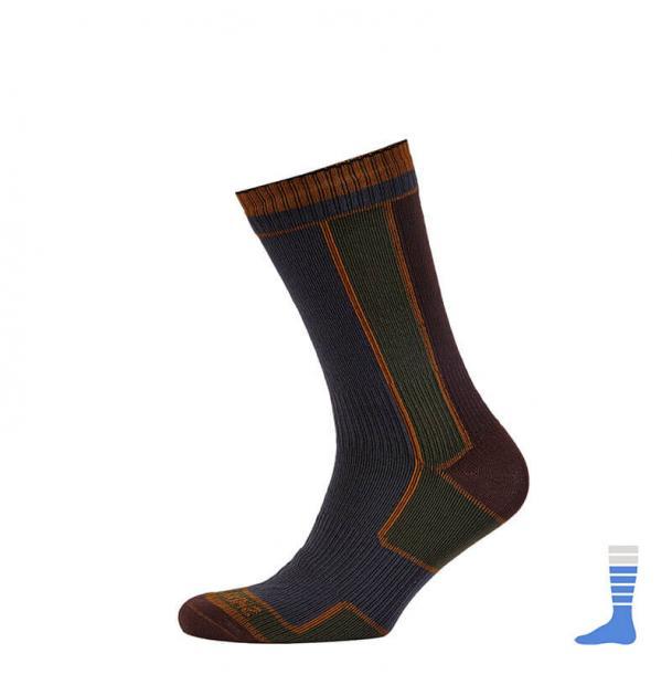 Носки водонепроницаемые SealSkinz Walking Sock S