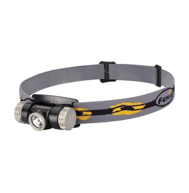 Налобный фонарь Fenix HL23 Grey