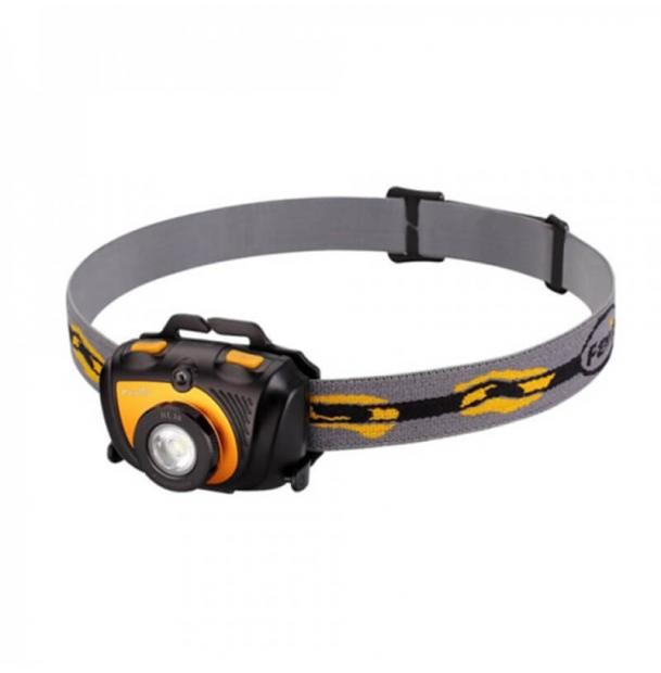 Налобный фонарь Fenix HL30 new 2015 Yellow
