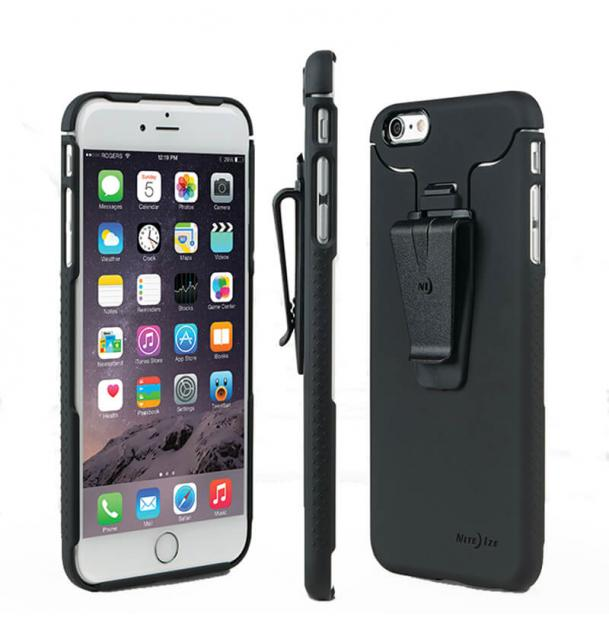 Чехол для телефона Nite Ize Connect Case iPhone 6+ Black