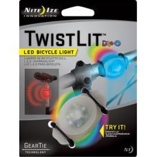 Велосипедный фонарь Nite Ize TwistLit Led Bike Light Disc-O