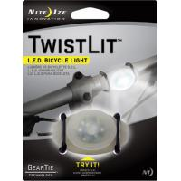 Велосипедный фонарь Nite Ize TwistLit Led Bike Light White