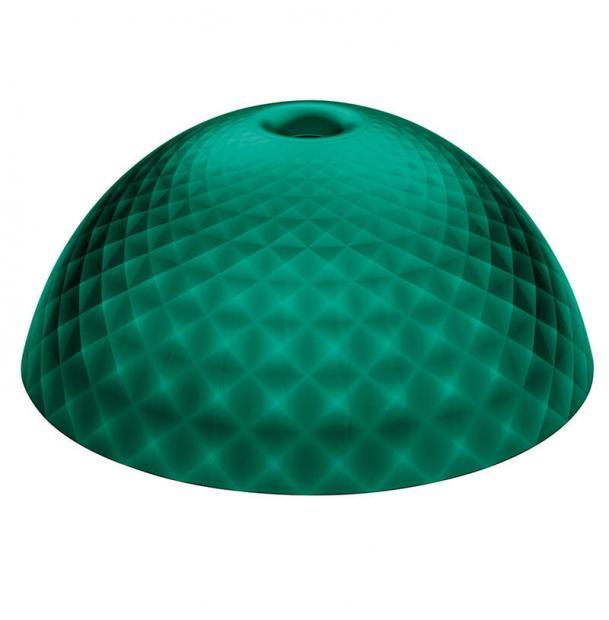 Плафон Koziol Stella Silk XL зелёный