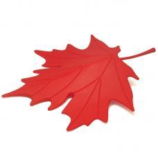 Подпорка для двери Qualy Autumn красная