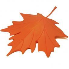 Подпорка для двери Qualy Autumn оранжевая