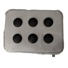 Подставка для ноутбука Bosign Surfpillow Hightech серая-черная
