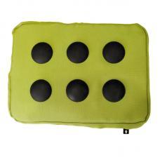 Подставка для ноутбука Bosign Surfpillow Hightech зеленая-черная