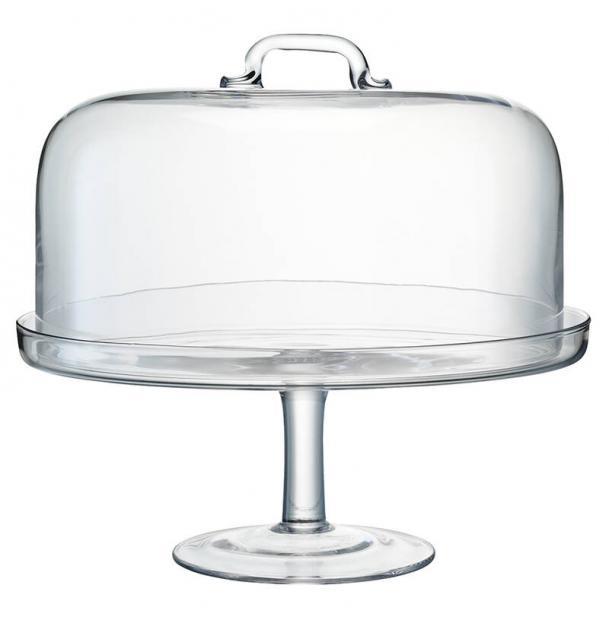 Подставка для торта с крышкой LSA International Serve d345 см
