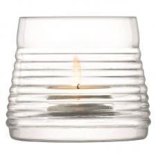 Подсвечник для чайной свечи LSA International Groove 7 см