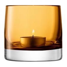 Подсвечник для чайной свечи LSA International Light Colour 85 см охра