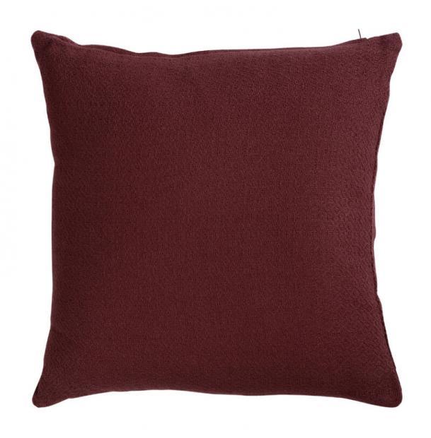 Подушка декоративная фактурная Tkano Essential TK19-CU0016
