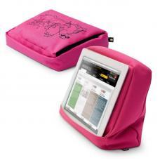 Подушка с карманом для планшета Bosign Hitech 2 розовая