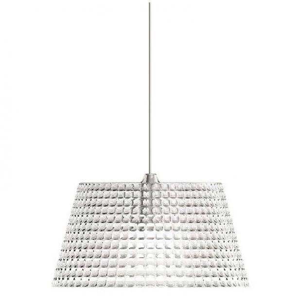 Подвесной светильник Guzzini Tiffany l прозрачный