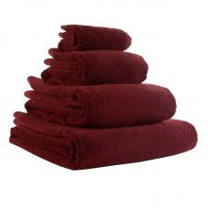 Полотенце банное Tkano бордовое Essential 70х140