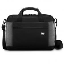 Портфель для ноутбука 16'' WENGER 601057 черный/серый 9 л