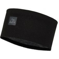 Повязка Buff Crossknit Headband Solid Black 126484.999.10.00