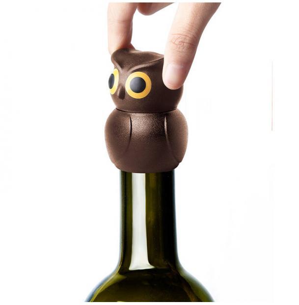 Пробка для бутылки Qualy Owl
