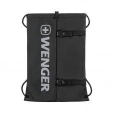 Рюкзак мешок на завязках WENGER XC Fyrst черный 12 л