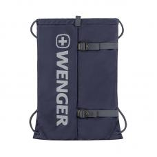 Рюкзак мешок на завязках WENGER XC Fyrst синий 12 л