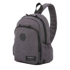 Рюкзак SWISSGEAR 13'' cерый ткань 12 л